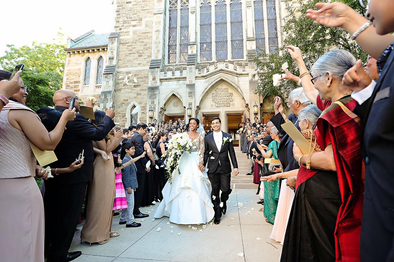 Joie Nikhil Indianapolis Christian Wedding 092