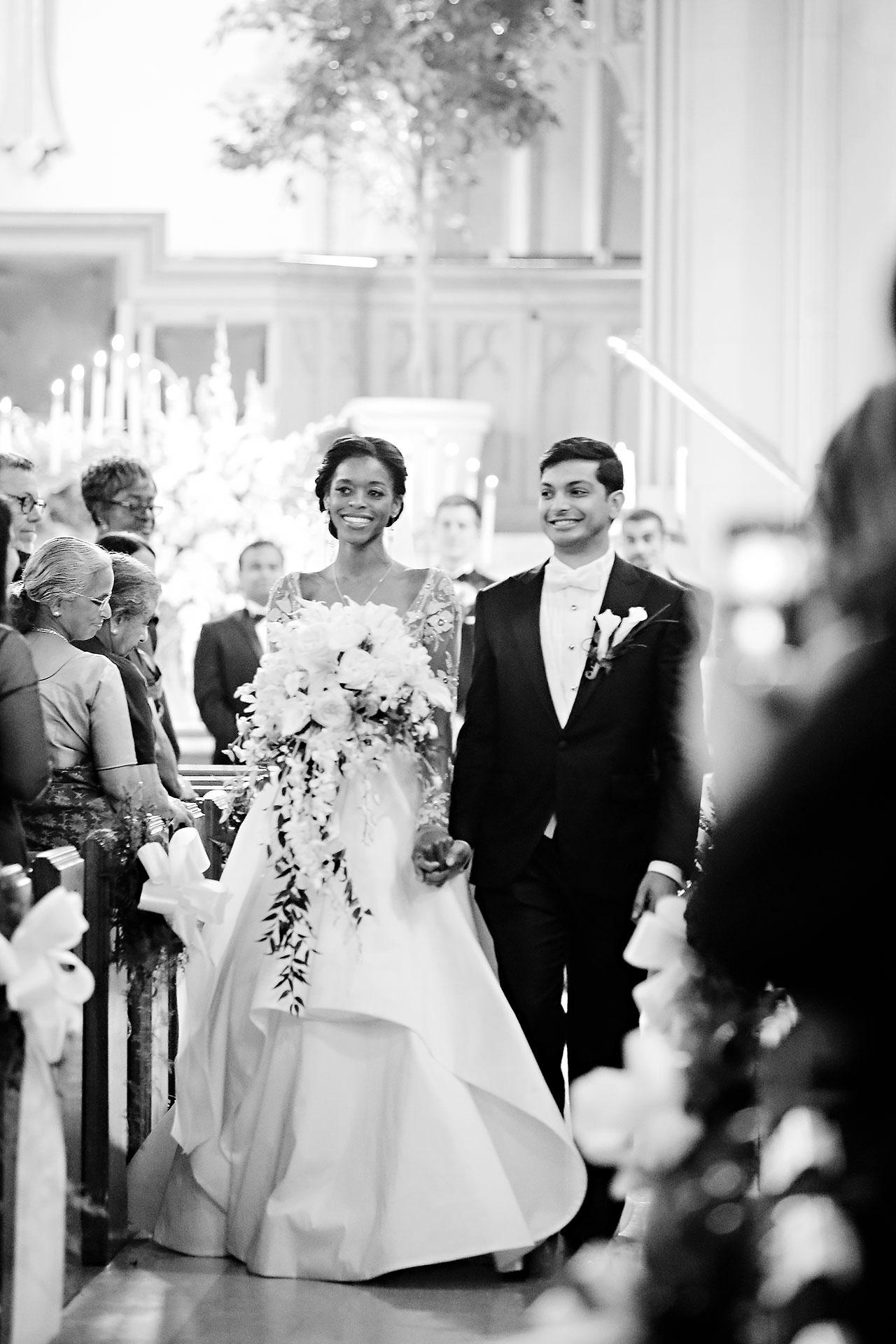 Joie Nikhil Indianapolis Christian Wedding 086