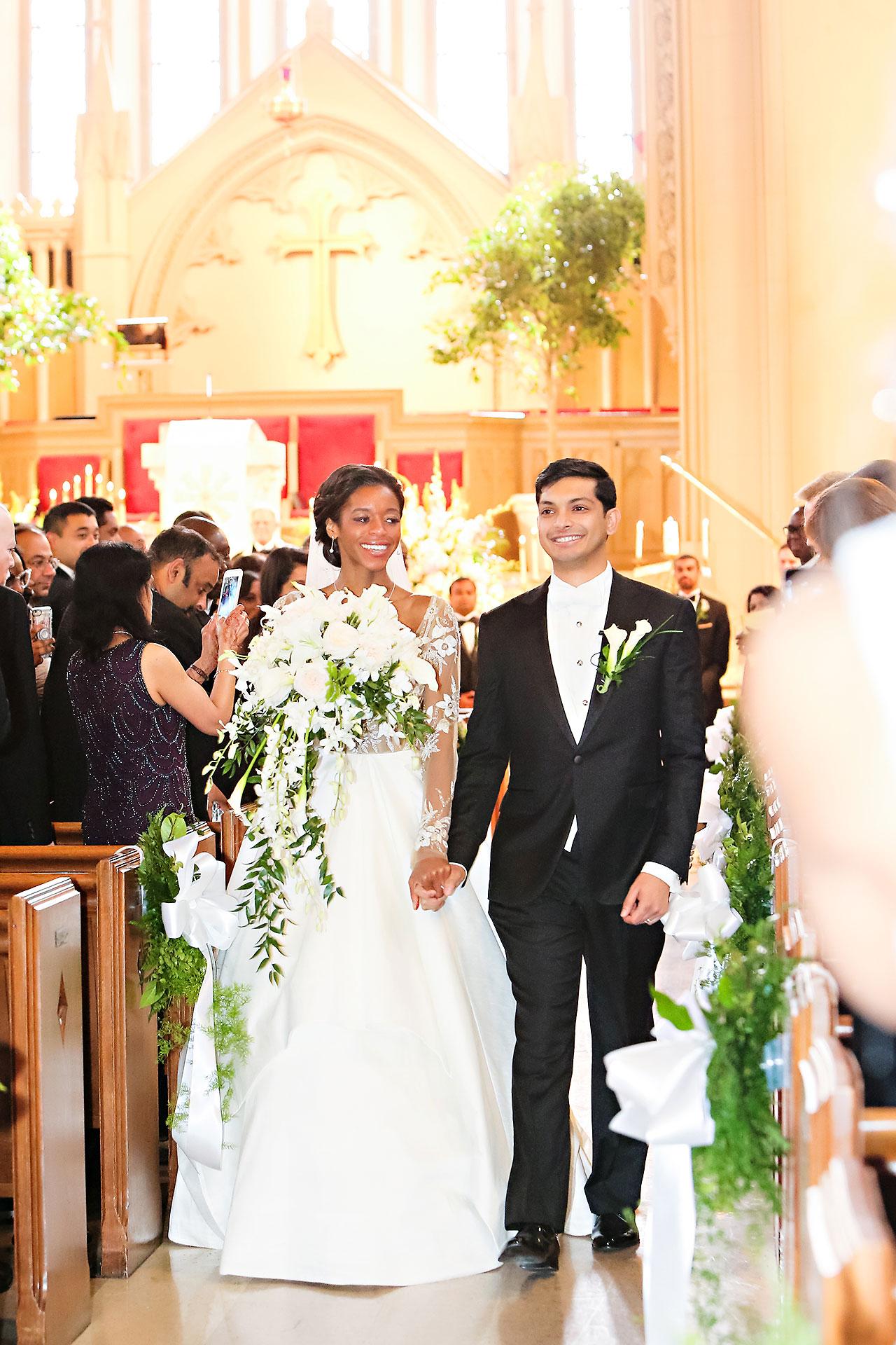 Joie Nikhil Indianapolis Christian Wedding 087