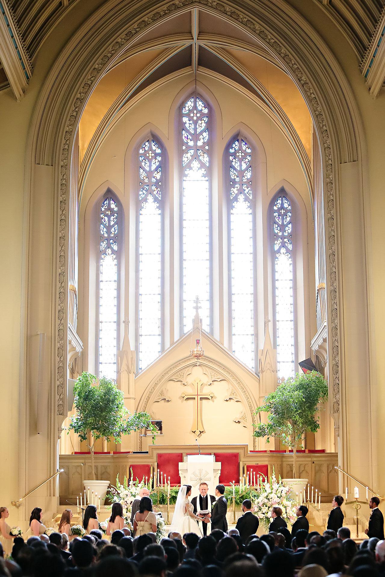 Joie Nikhil Indianapolis Christian Wedding 084