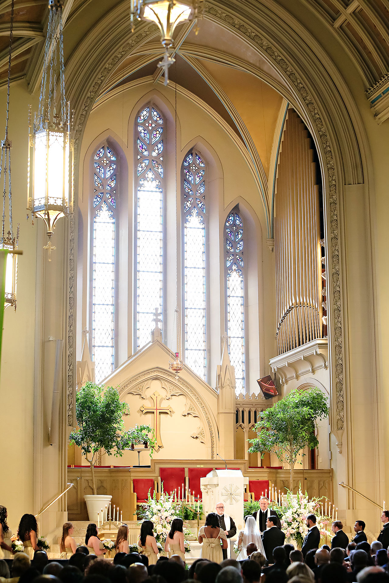 Joie Nikhil Indianapolis Christian Wedding 082