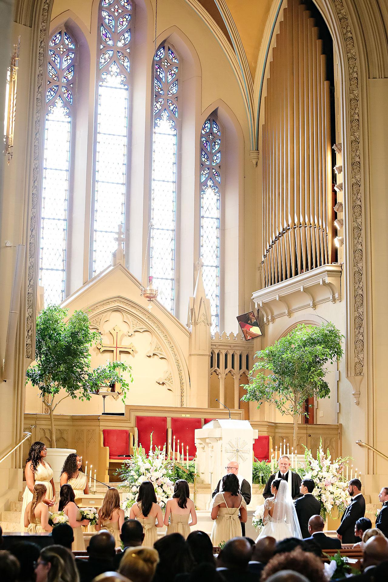 Joie Nikhil Indianapolis Christian Wedding 080
