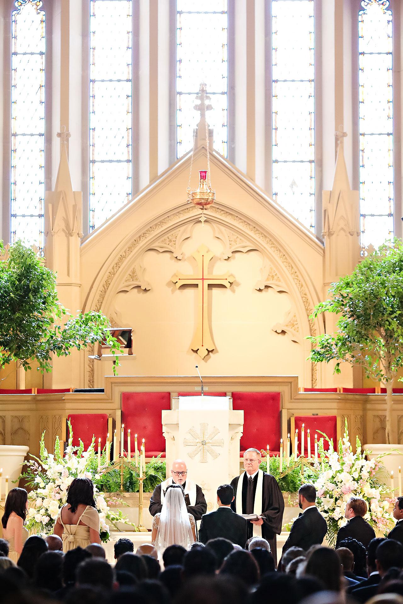 Joie Nikhil Indianapolis Christian Wedding 078