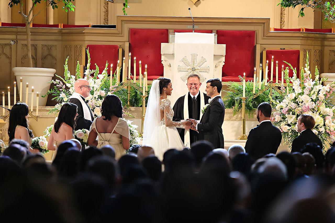Joie Nikhil Indianapolis Christian Wedding 076