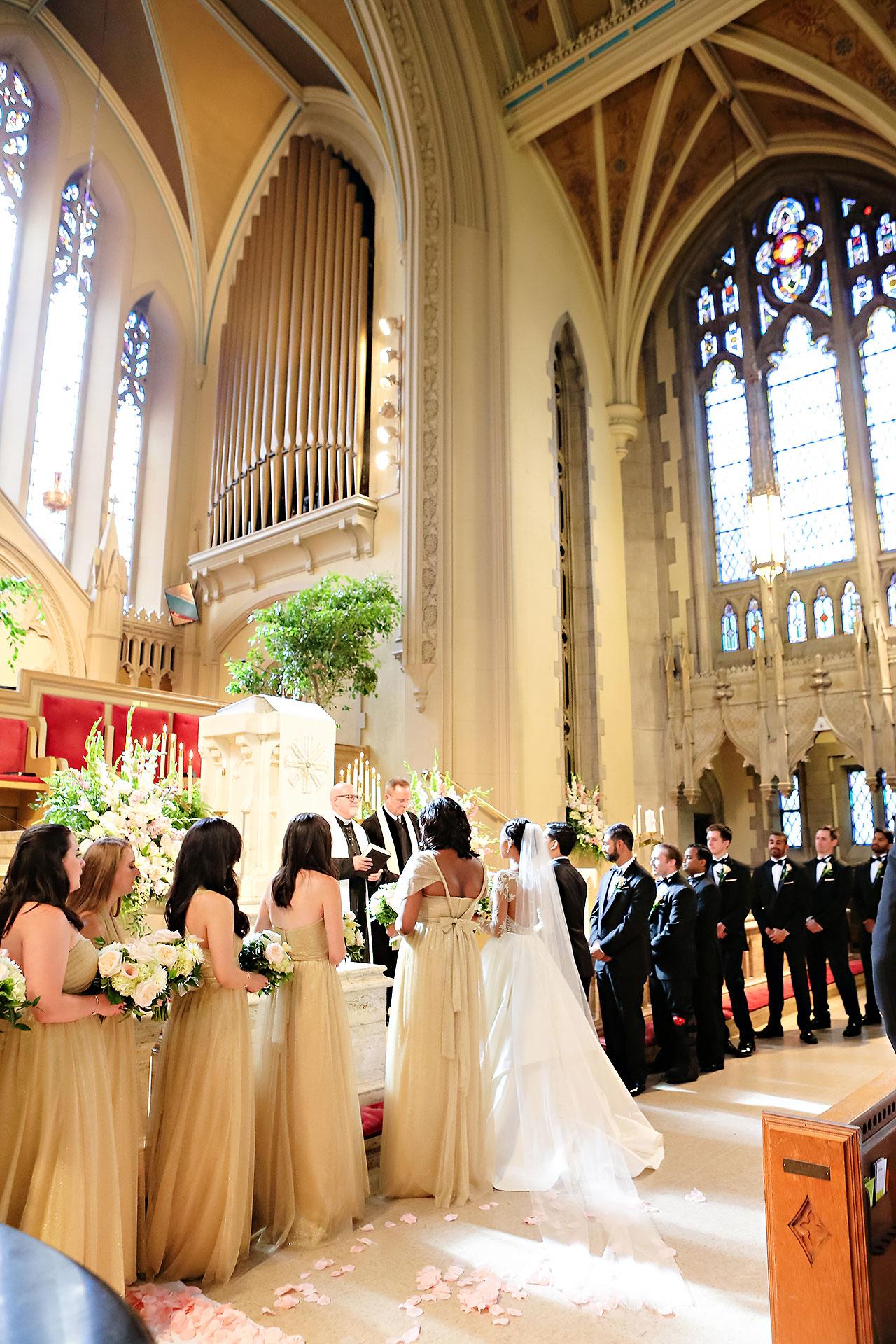 Joie Nikhil Indianapolis Christian Wedding 073