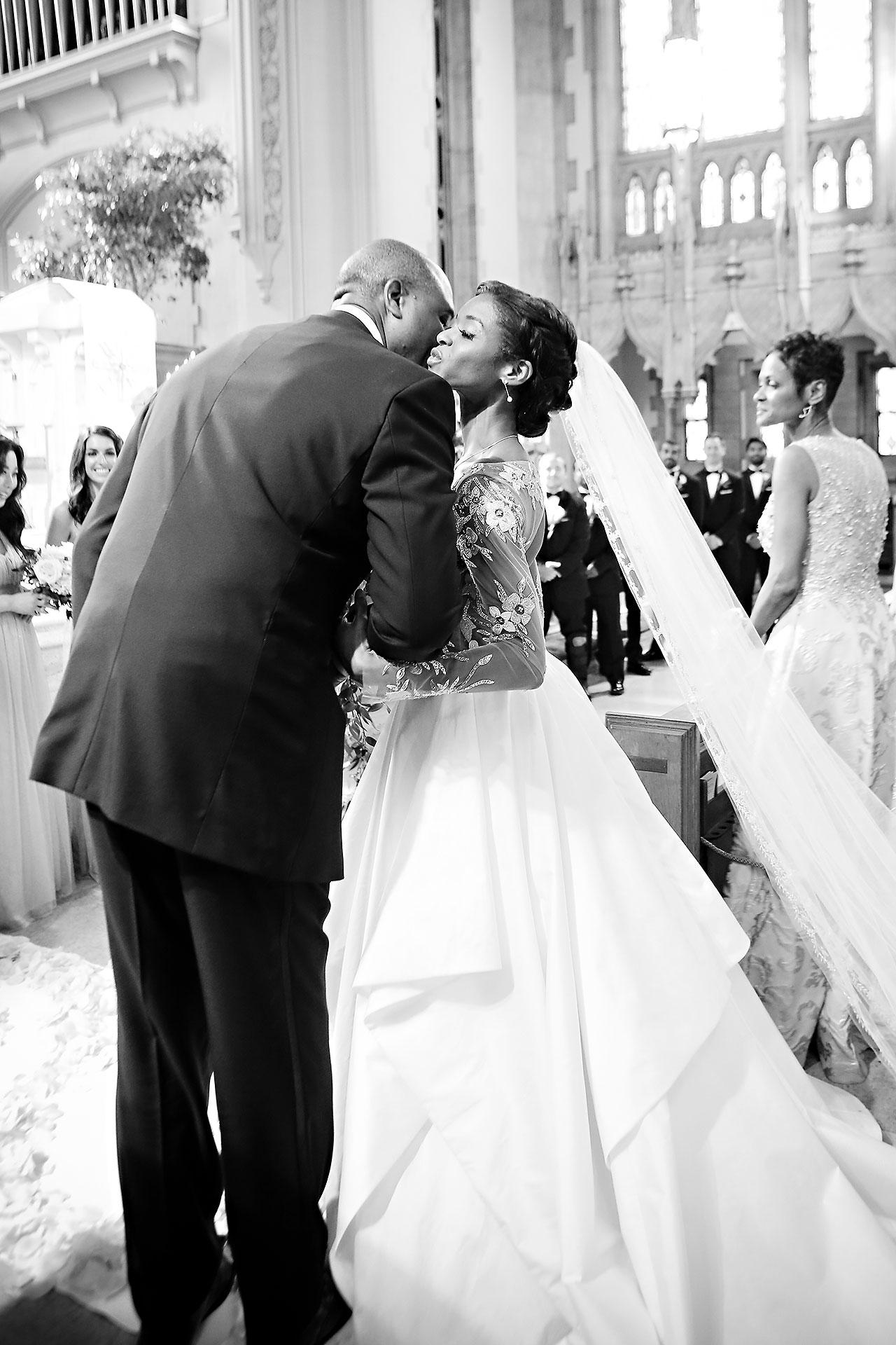 Joie Nikhil Indianapolis Christian Wedding 072