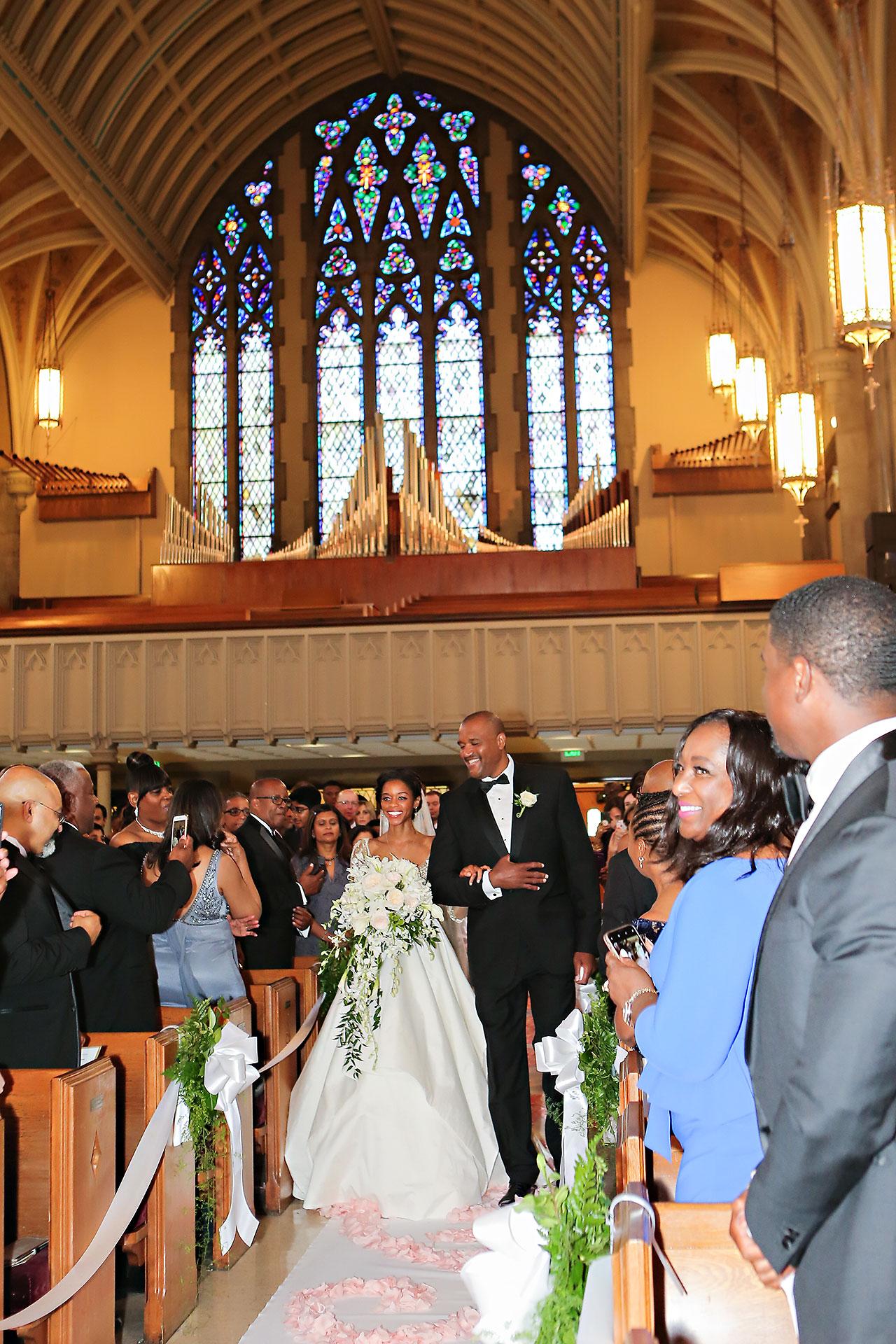 Joie Nikhil Indianapolis Christian Wedding 069