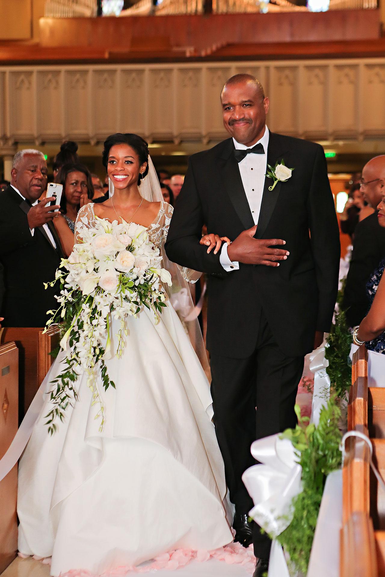 Joie Nikhil Indianapolis Christian Wedding 070