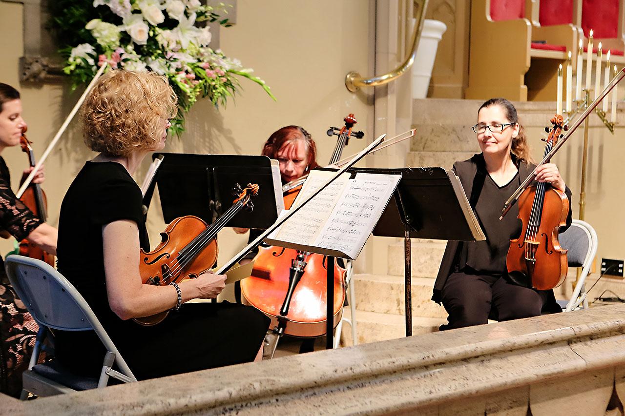 Joie Nikhil Indianapolis Christian Wedding 066