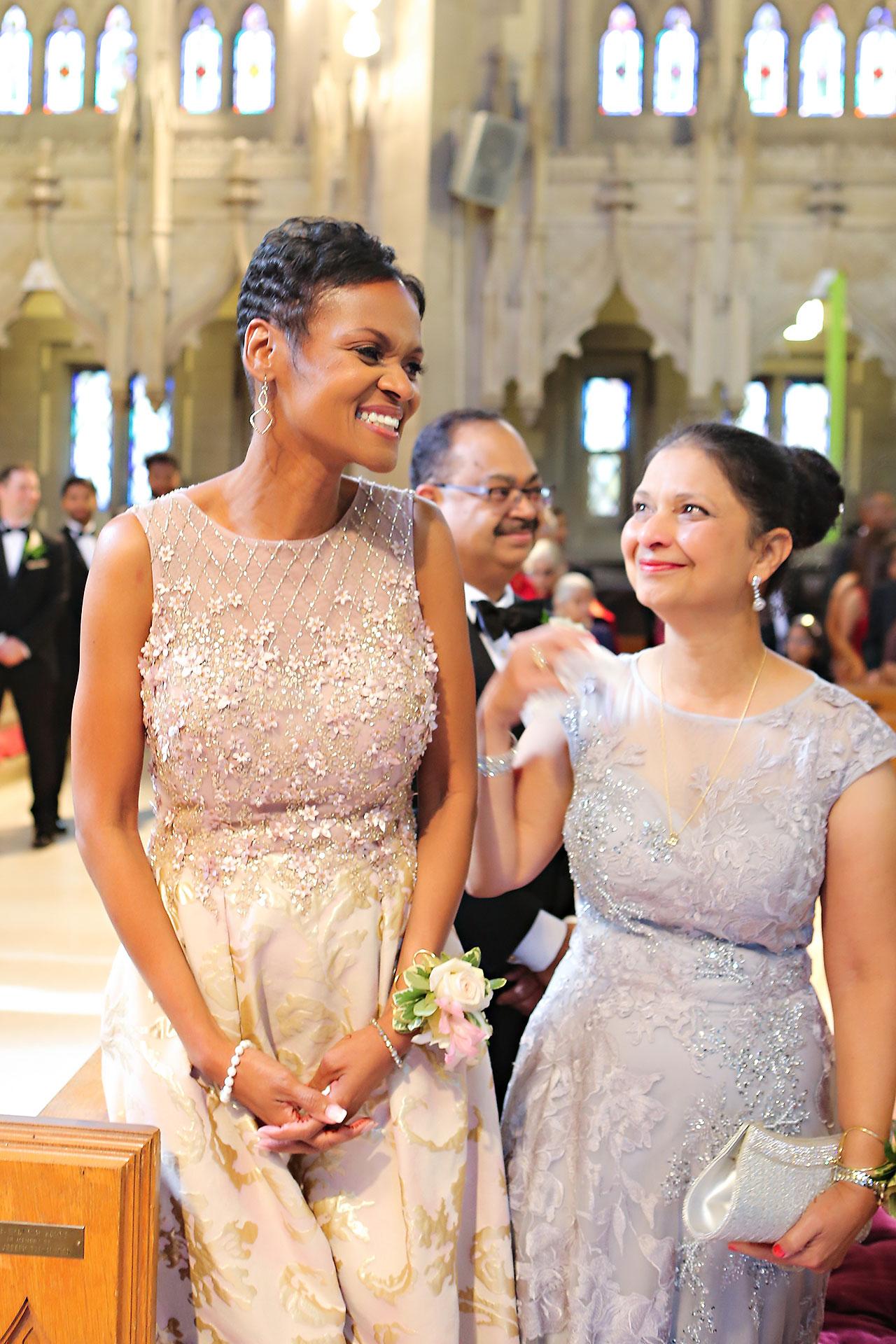 Joie Nikhil Indianapolis Christian Wedding 067
