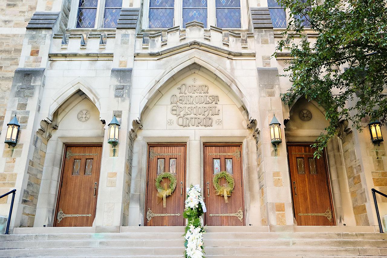 Joie Nikhil Indianapolis Christian Wedding 064