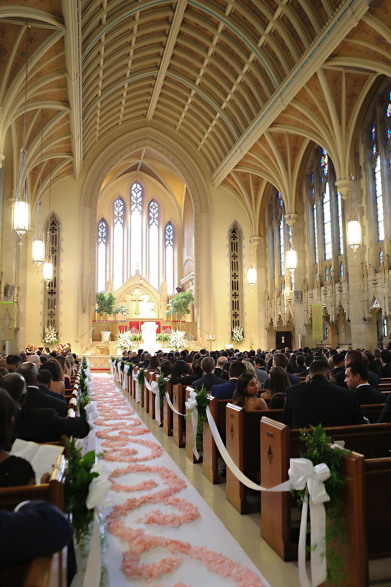 Joie Nikhil Indianapolis Christian Wedding 062