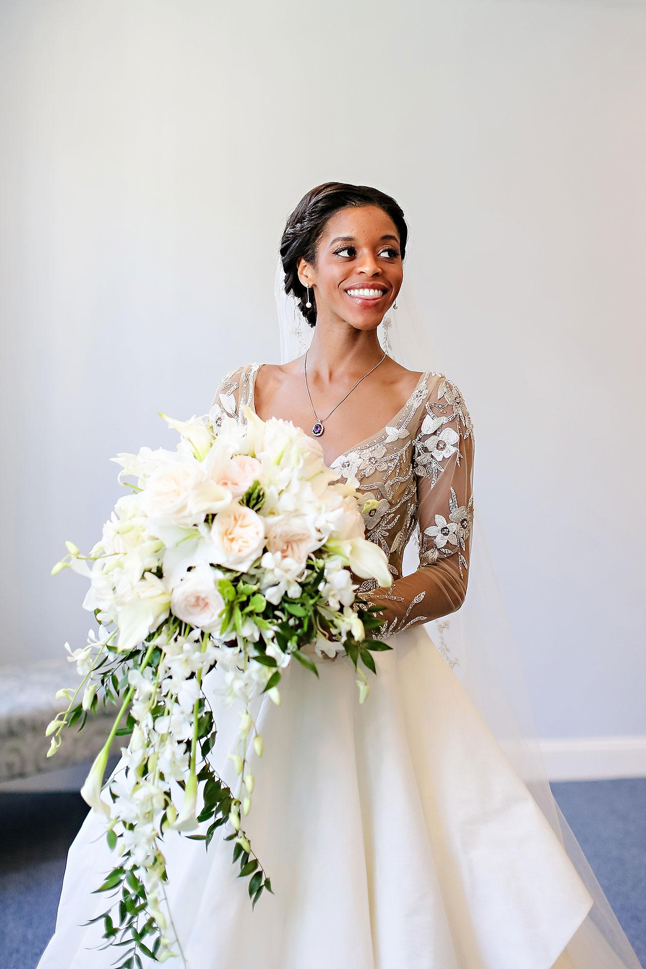 Joie Nikhil Indianapolis Christian Wedding 060