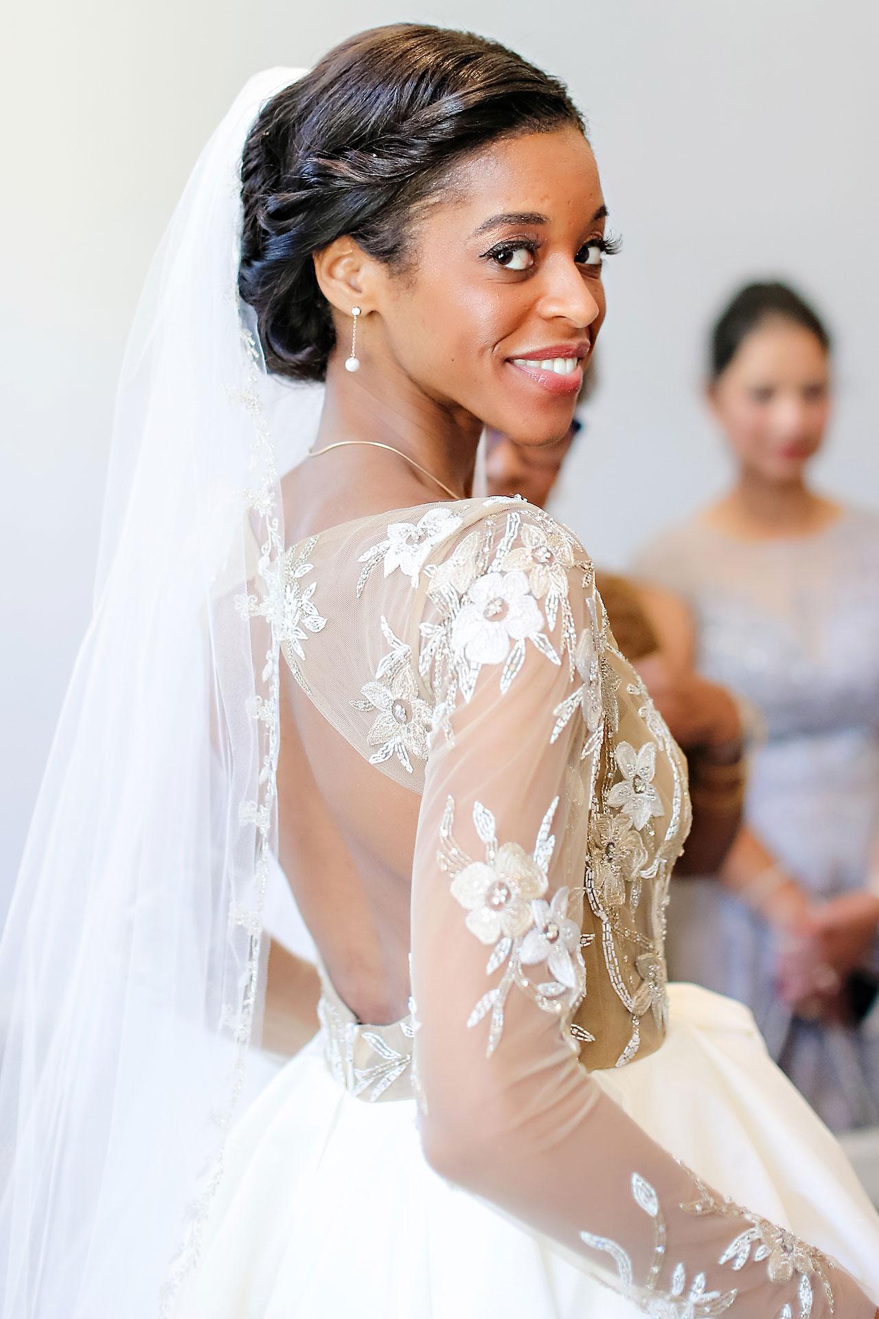 Joie Nikhil Indianapolis Christian Wedding 057