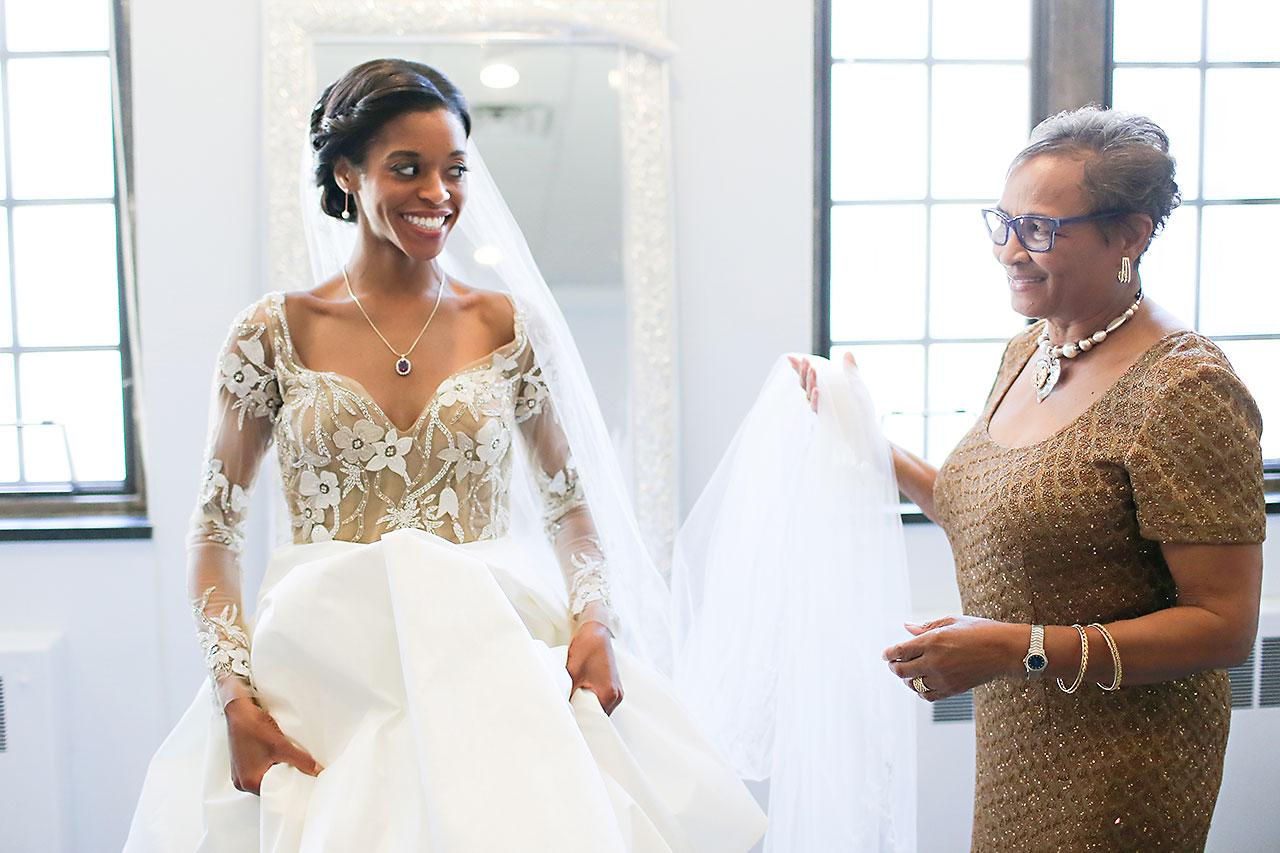 Joie Nikhil Indianapolis Christian Wedding 053