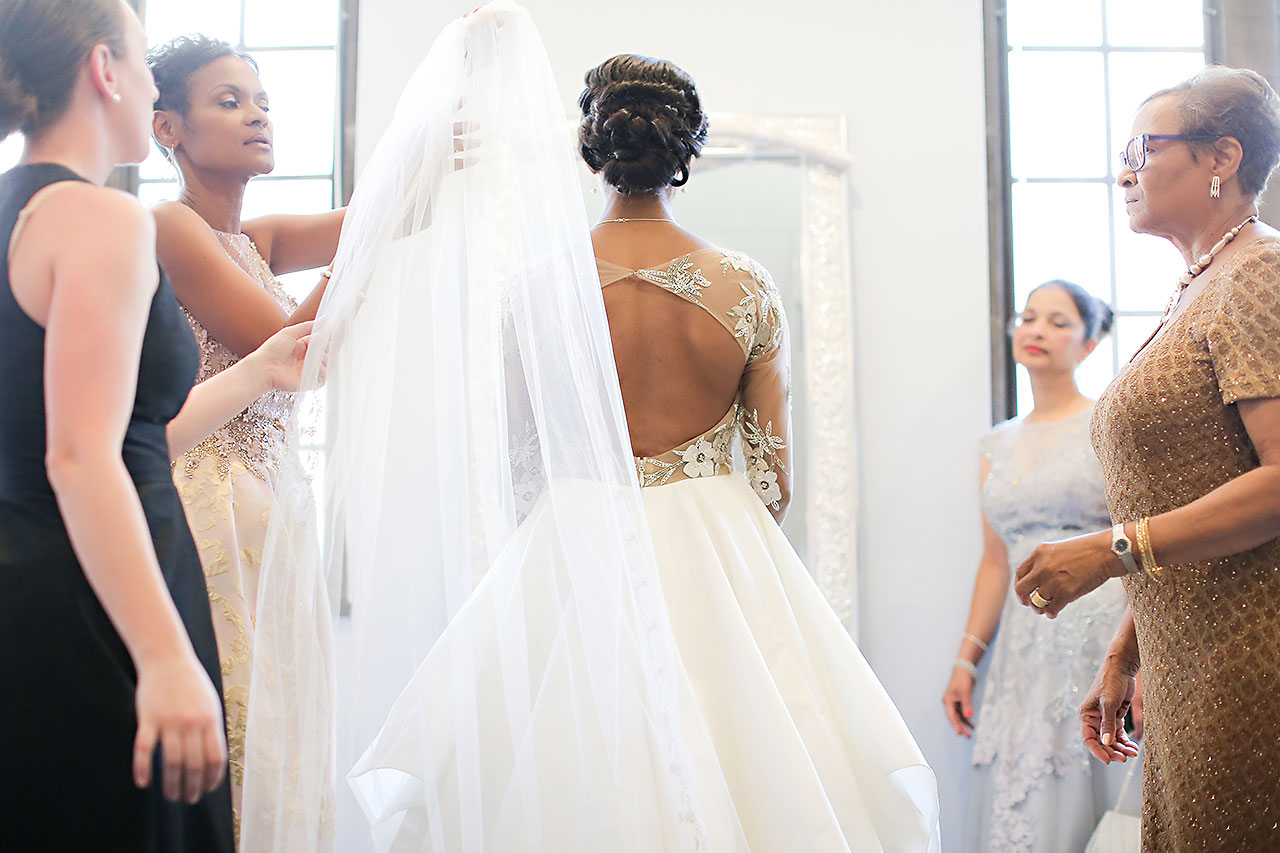 Joie Nikhil Indianapolis Christian Wedding 050