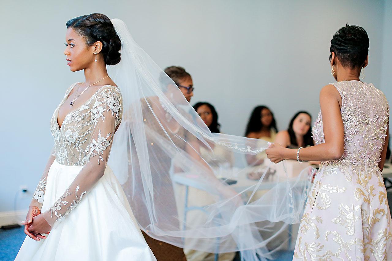 Joie Nikhil Indianapolis Christian Wedding 051
