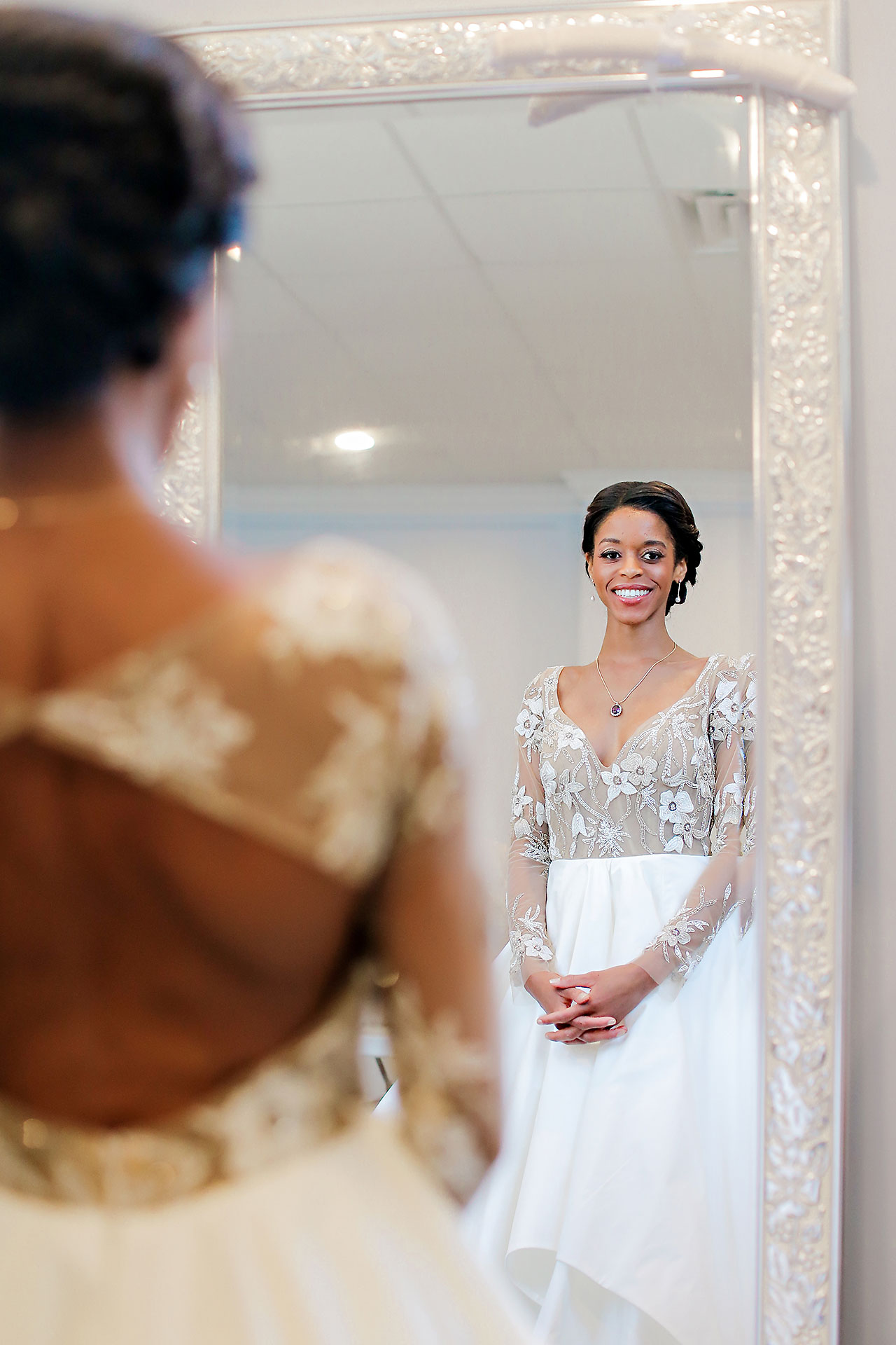 Joie Nikhil Indianapolis Christian Wedding 047