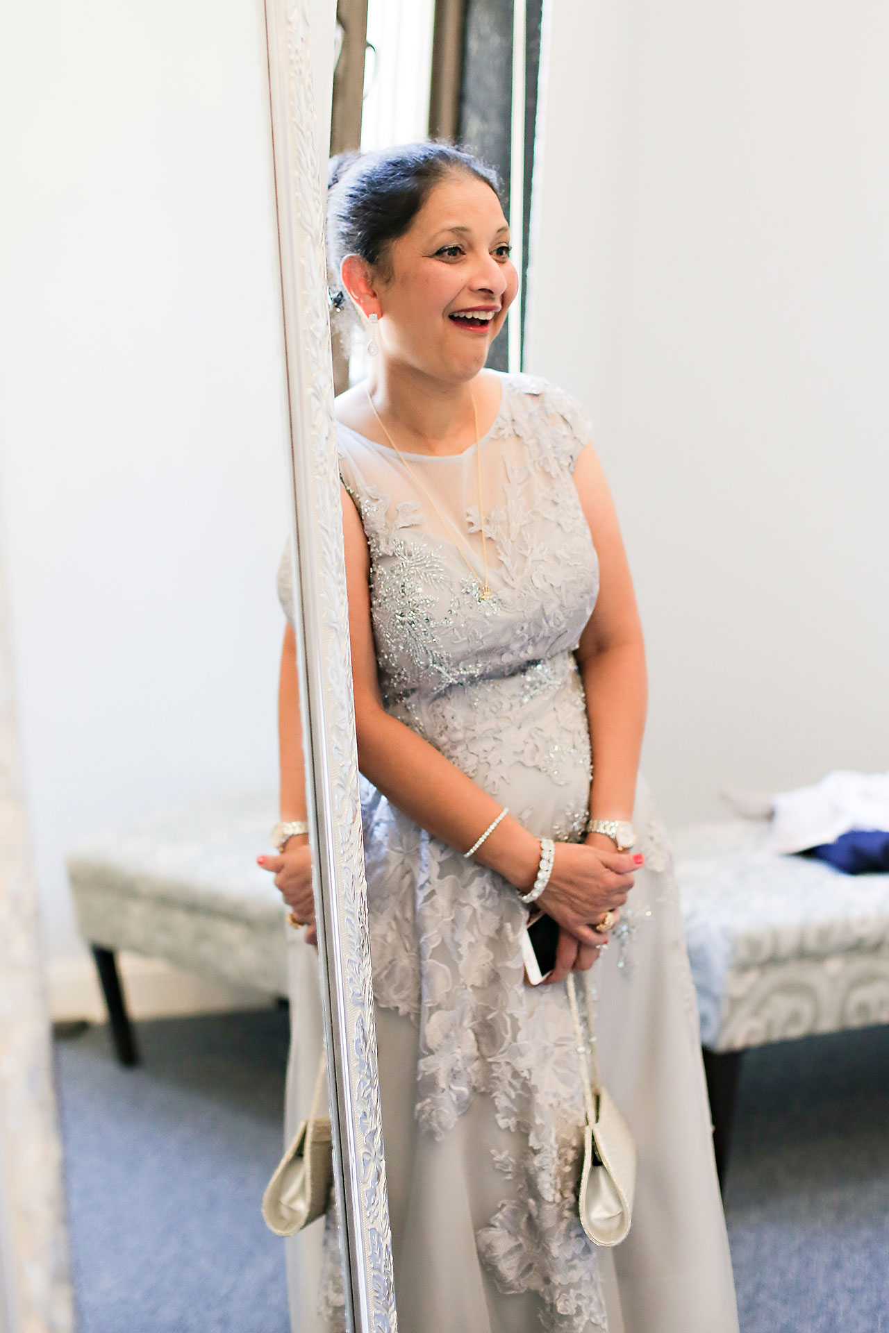 Joie Nikhil Indianapolis Christian Wedding 045