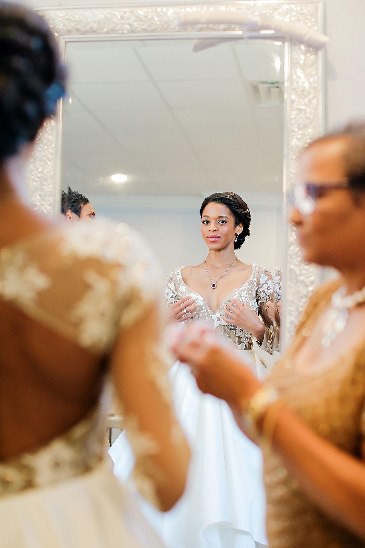 Joie Nikhil Indianapolis Christian Wedding 043