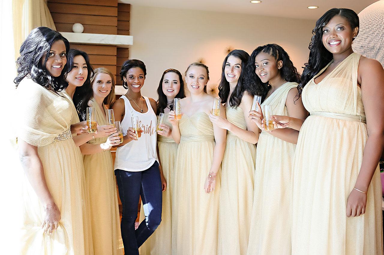 Joie Nikhil Indianapolis Christian Wedding 034