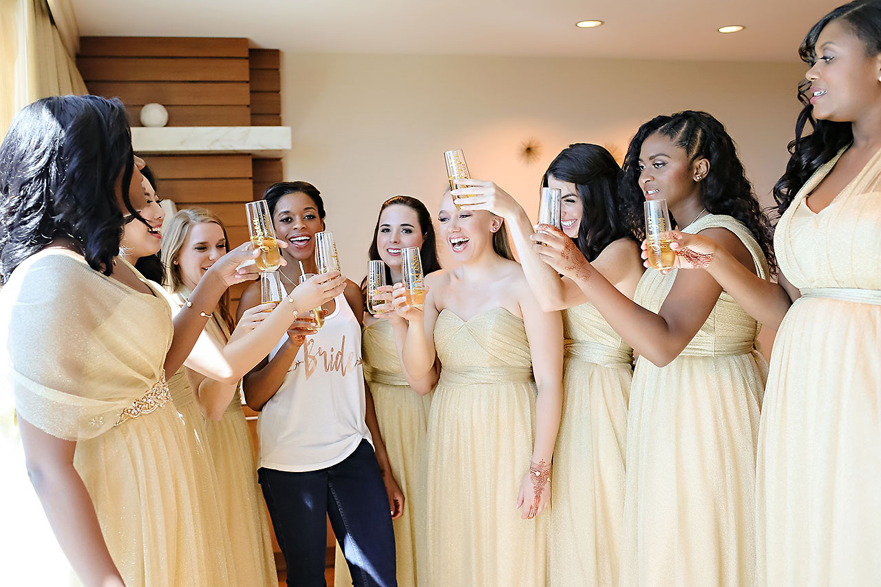 Joie Nikhil Indianapolis Christian Wedding 035