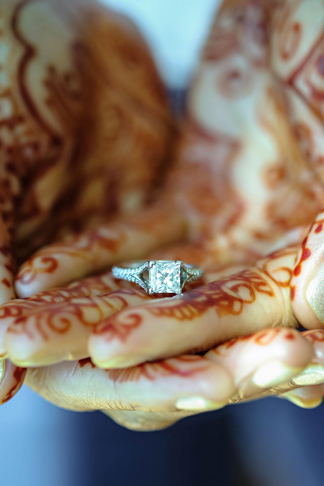 Joie Nikhil Indianapolis Christian Wedding 026