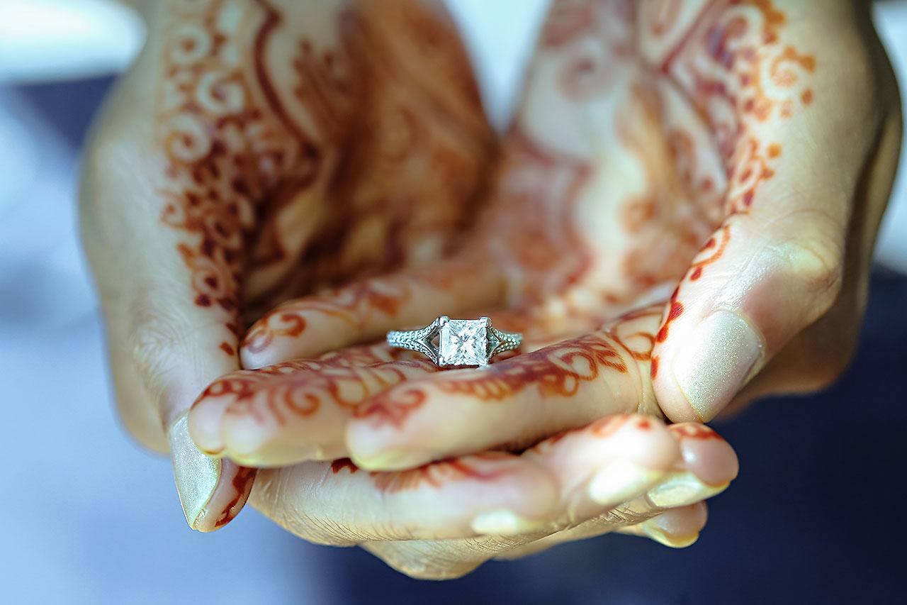 Joie Nikhil Indianapolis Christian Wedding 012