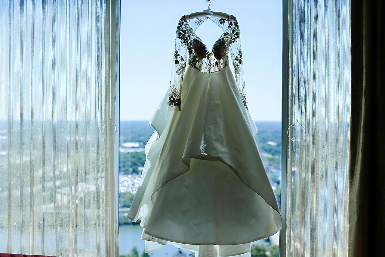 Joie Nikhil Indianapolis Christian Wedding 010