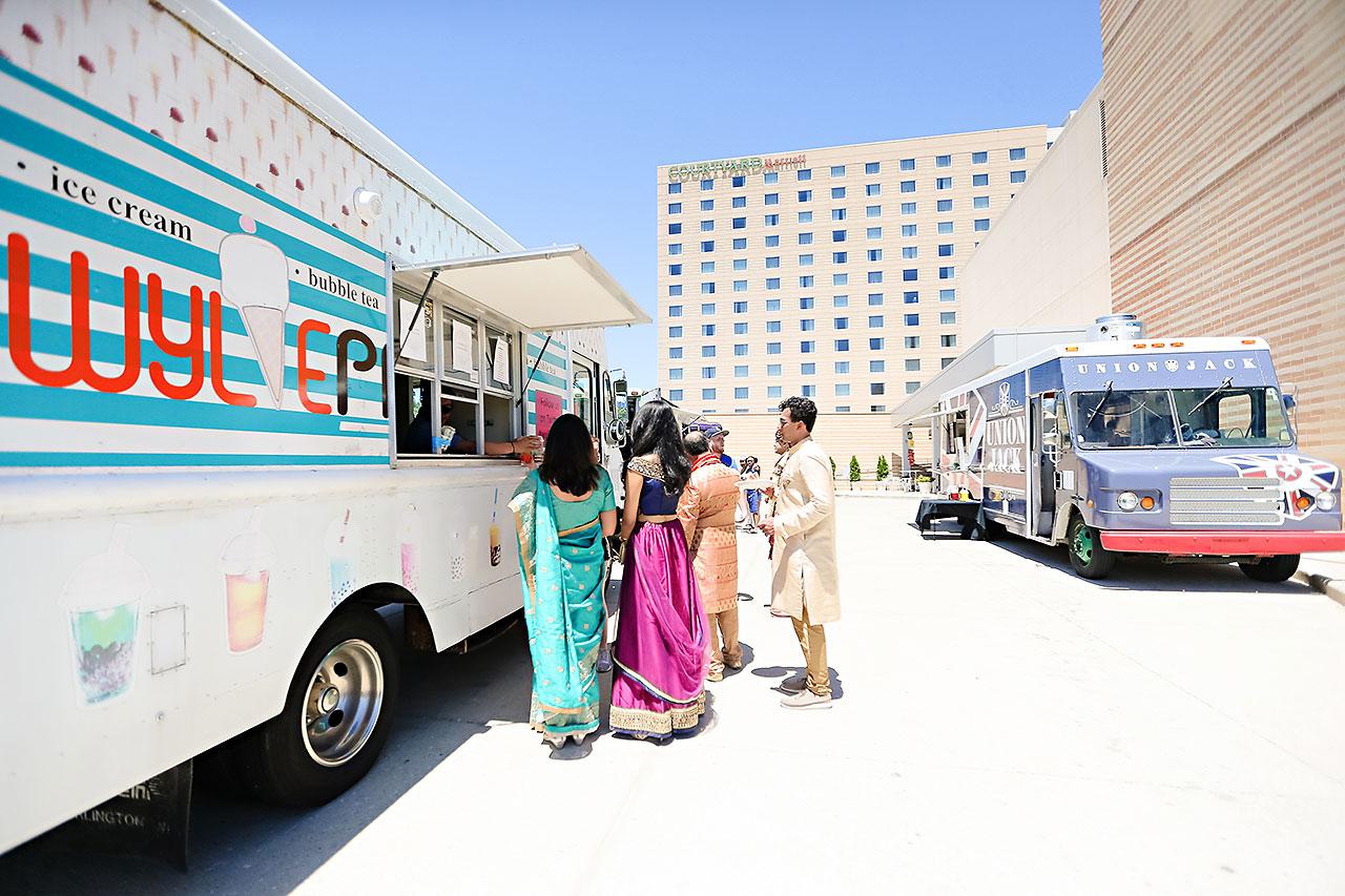 Joie Nikhil JW Marriott Indian Wedding 331