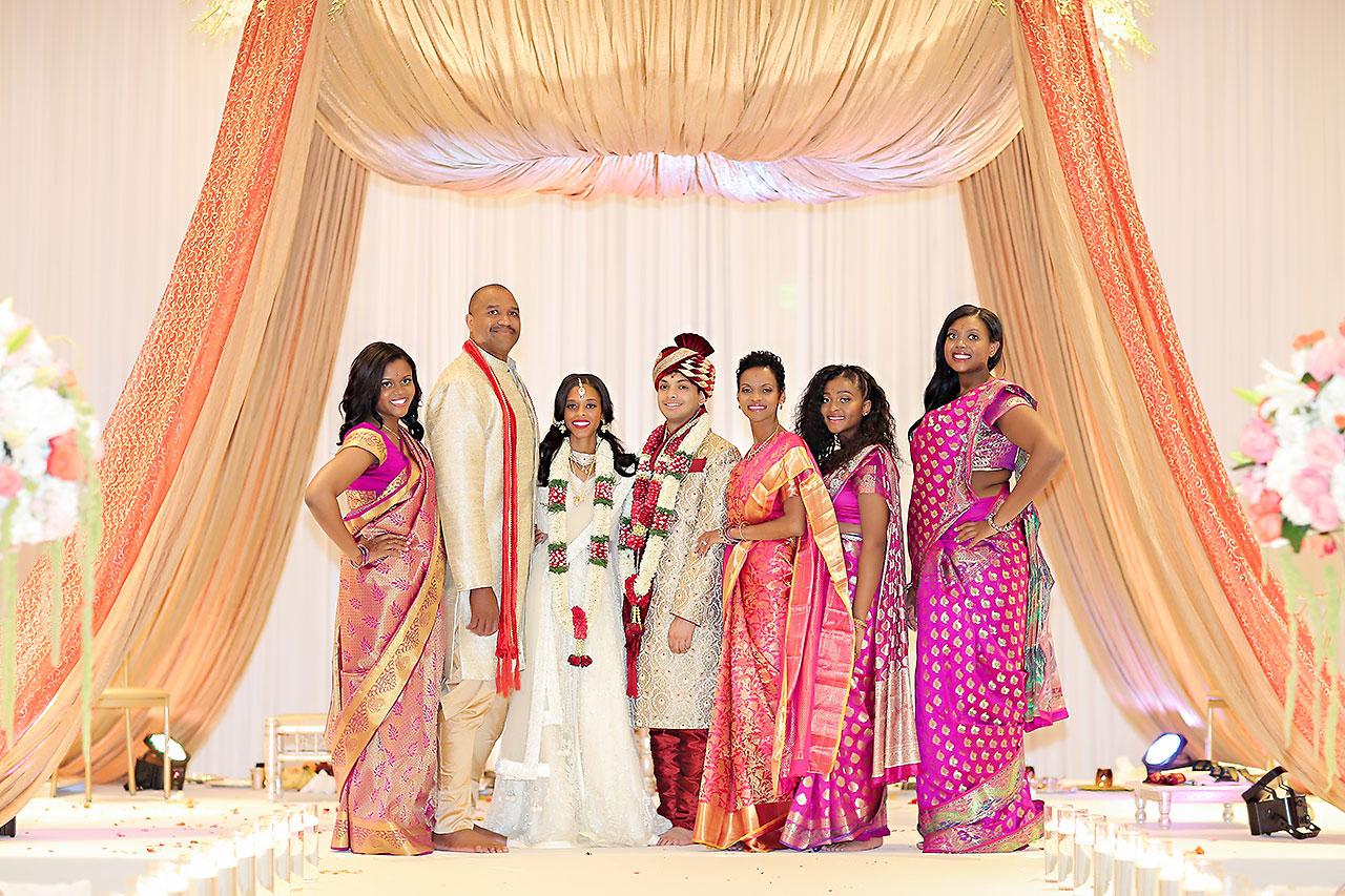 Joie Nikhil JW Marriott Indian Wedding 321