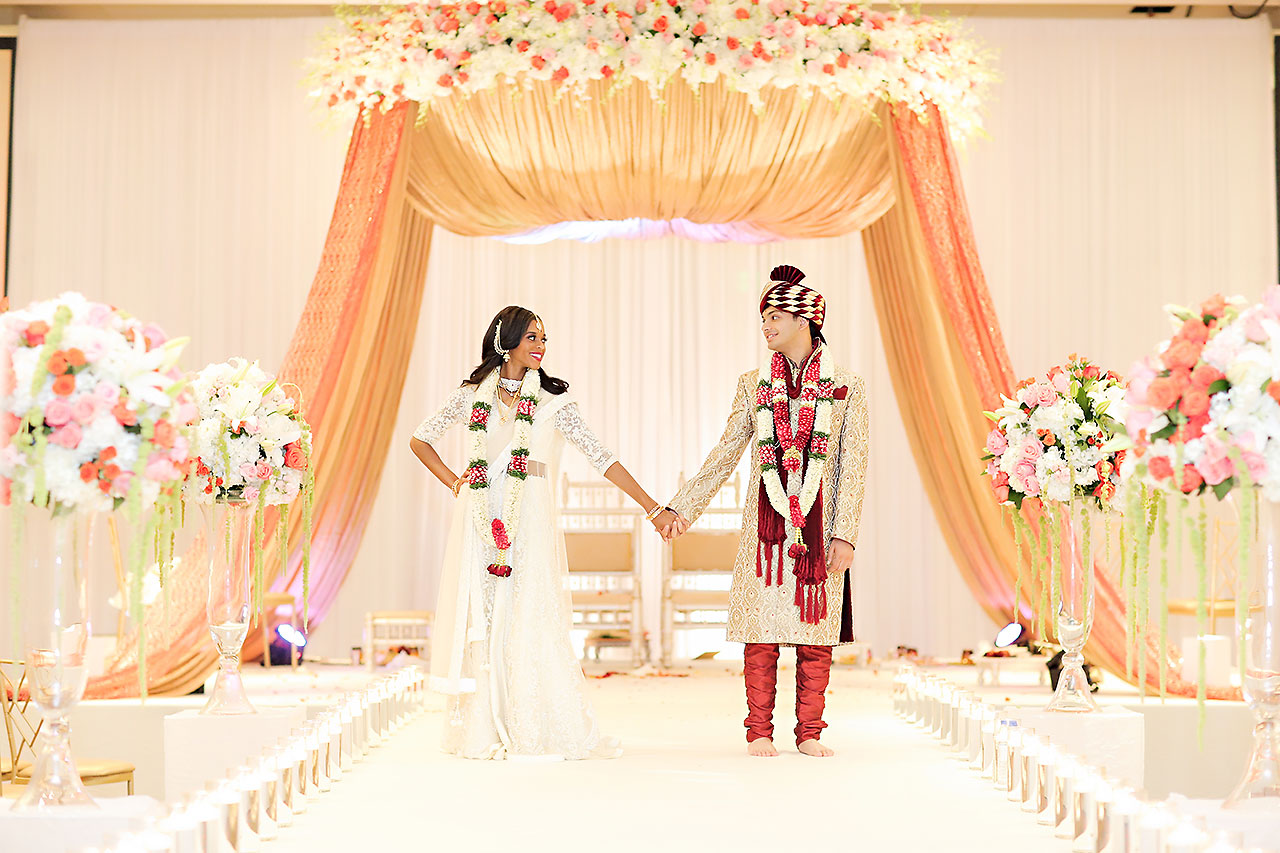 Joie Nikhil JW Marriott Indian Wedding 322