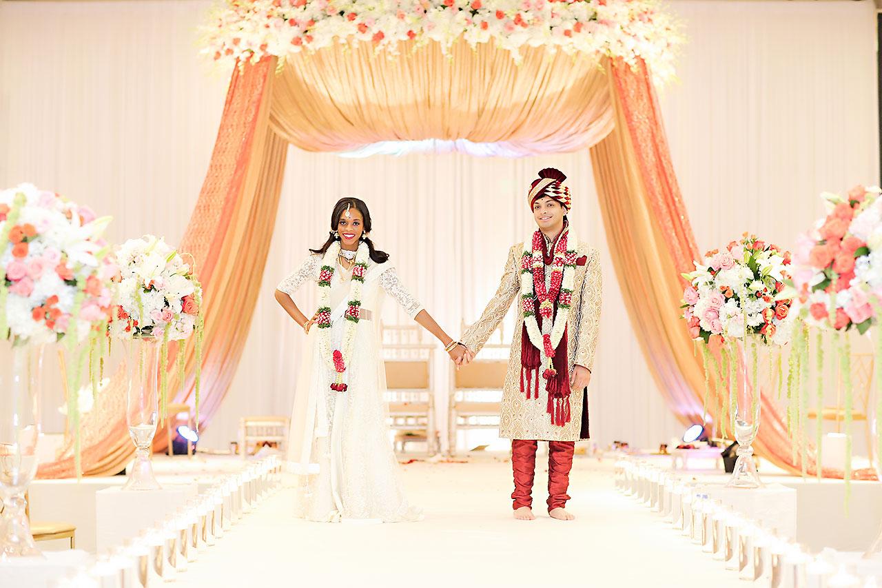 Joie Nikhil JW Marriott Indian Wedding 306
