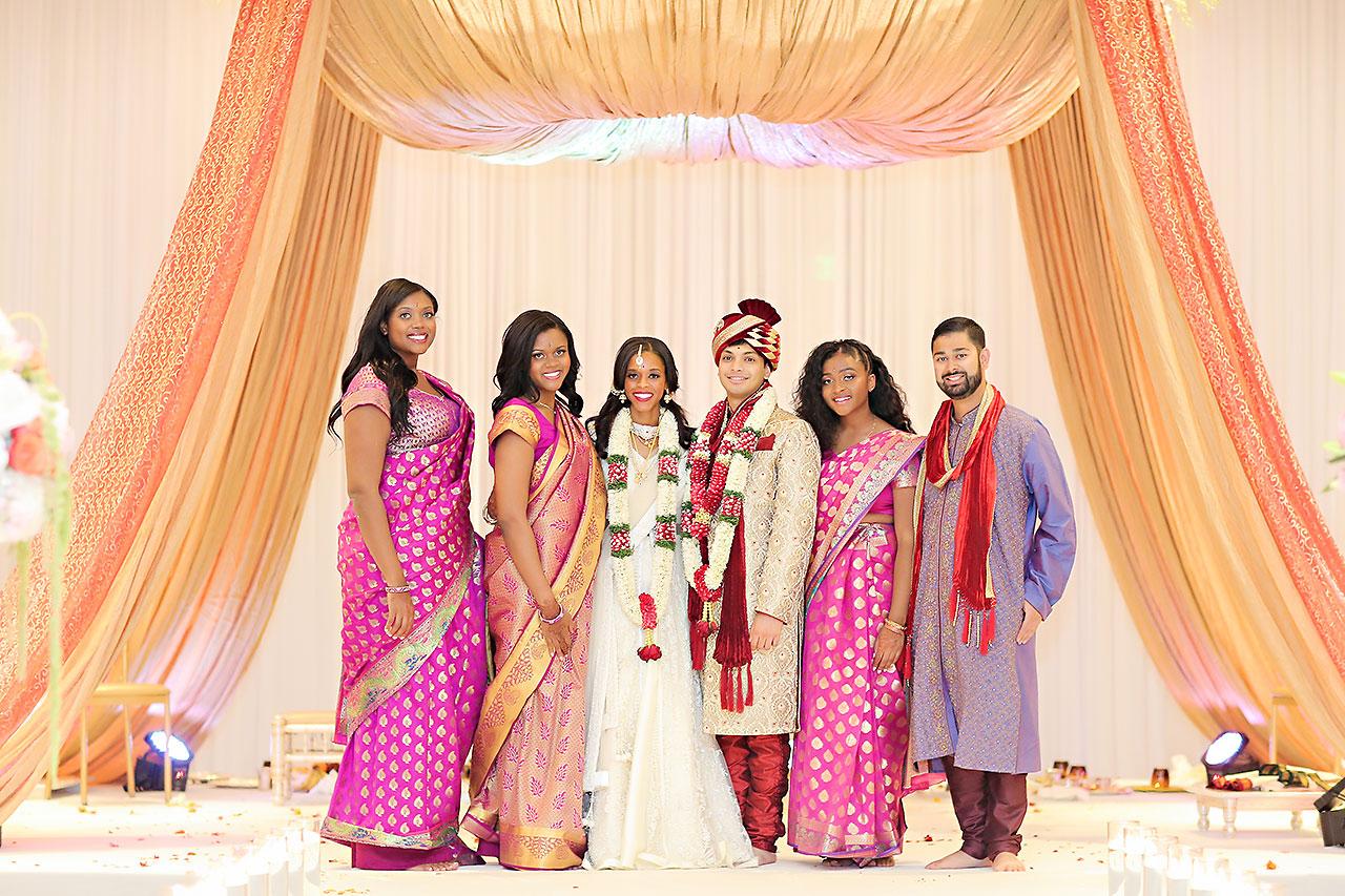 Joie Nikhil JW Marriott Indian Wedding 307