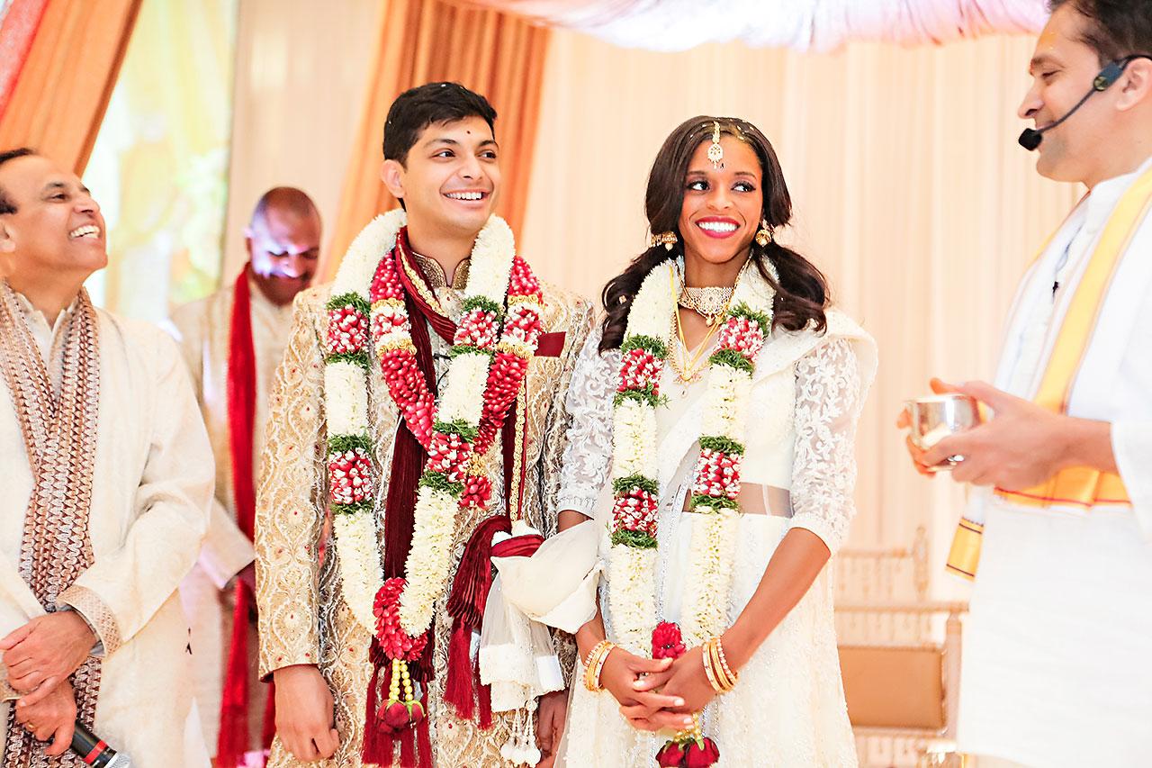 Joie Nikhil JW Marriott Indian Wedding 303