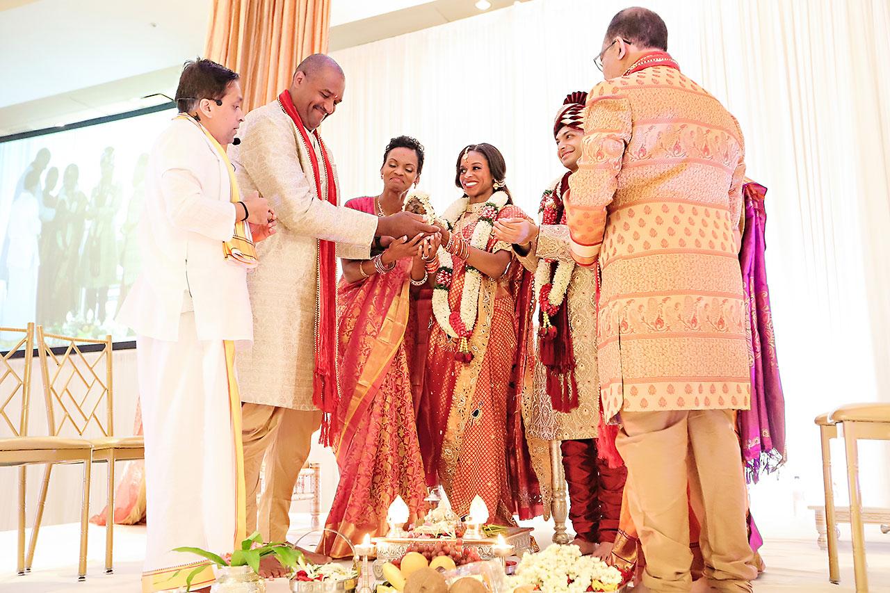 Joie Nikhil JW Marriott Indian Wedding 259