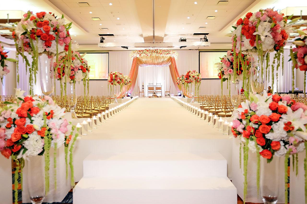 Joie Nikhil JW Marriott Indian Wedding 219