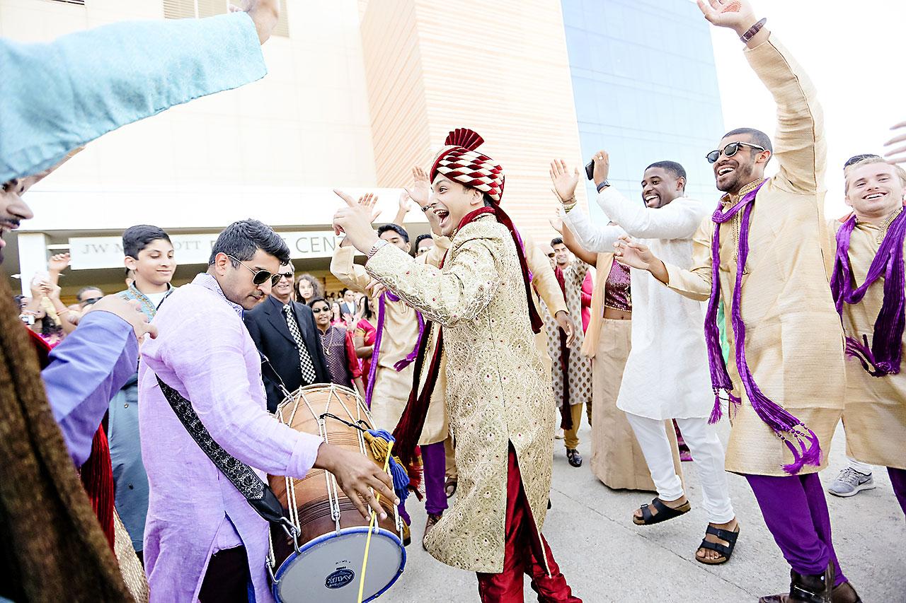 Joie Nikhil JW Marriott Indian Wedding 201
