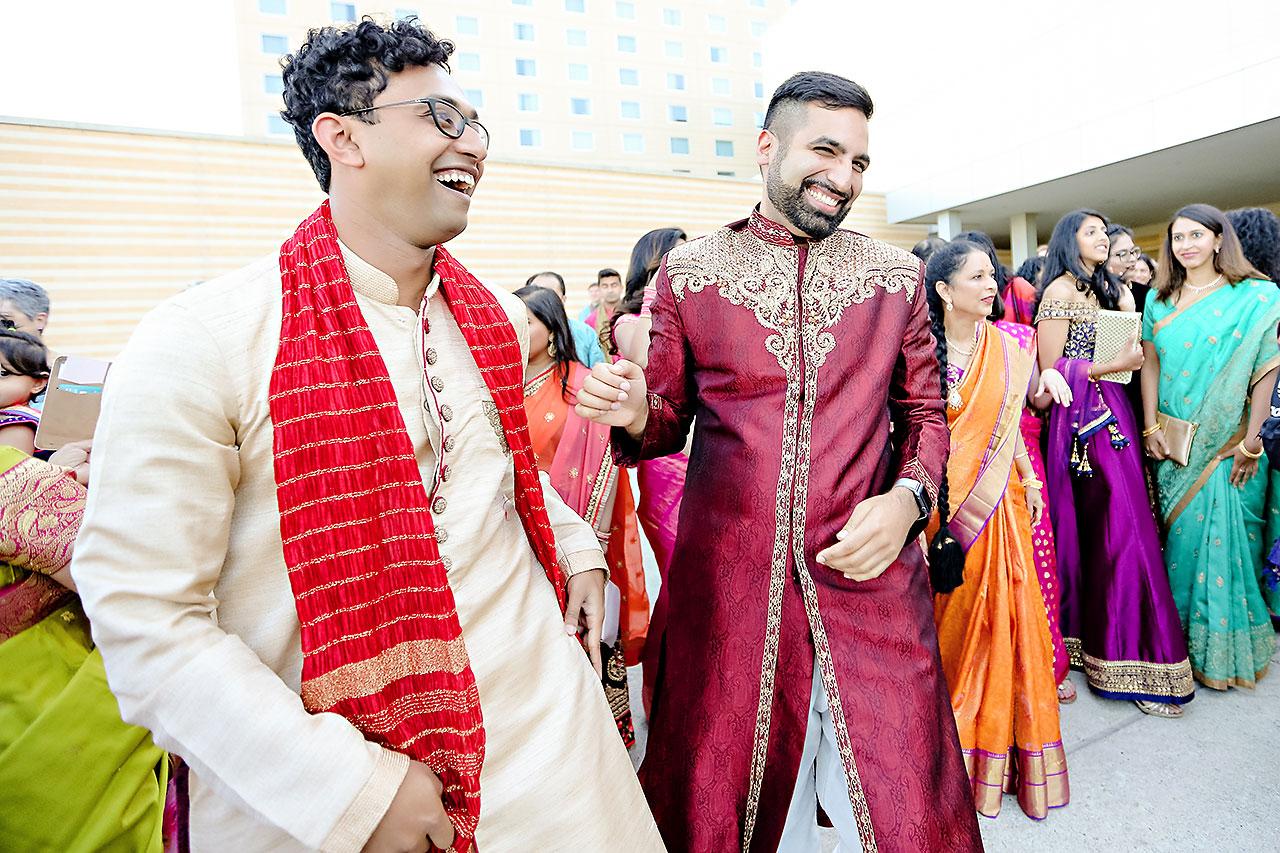 Joie Nikhil JW Marriott Indian Wedding 196