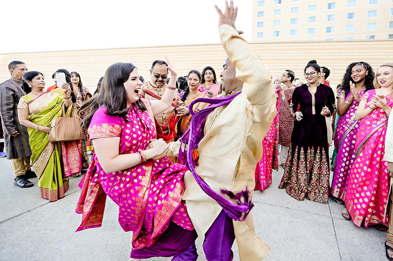 Joie Nikhil JW Marriott Indian Wedding 192