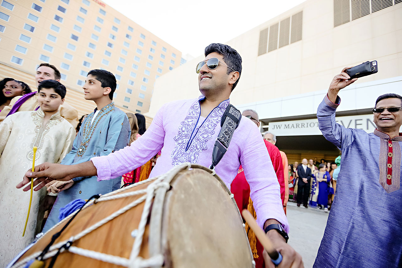 Joie Nikhil JW Marriott Indian Wedding 189