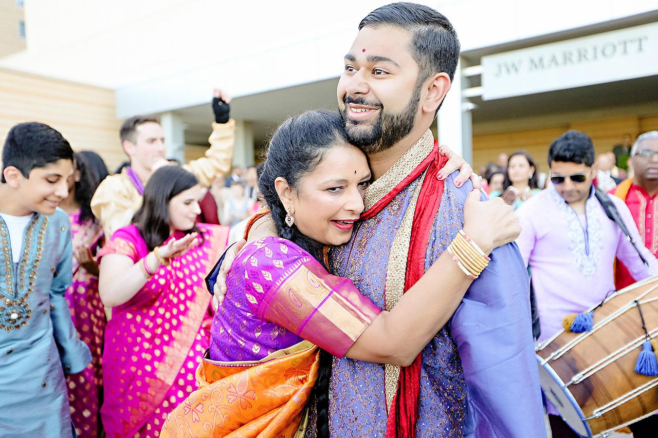 Joie Nikhil JW Marriott Indian Wedding 187