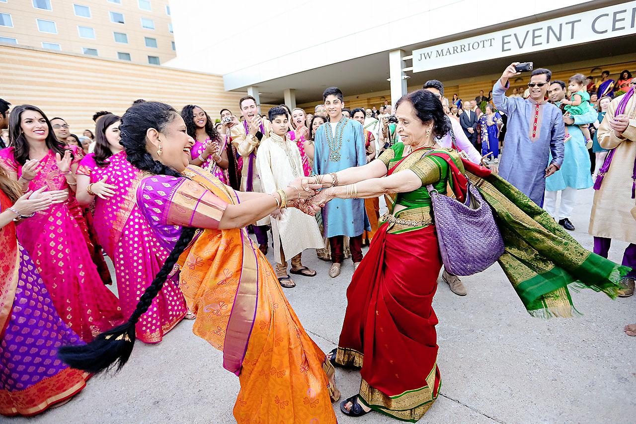 Joie Nikhil JW Marriott Indian Wedding 188