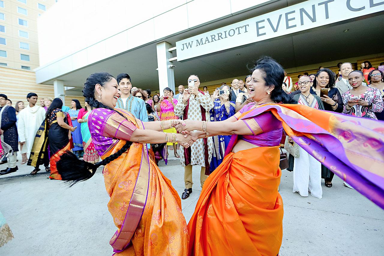 Joie Nikhil JW Marriott Indian Wedding 182