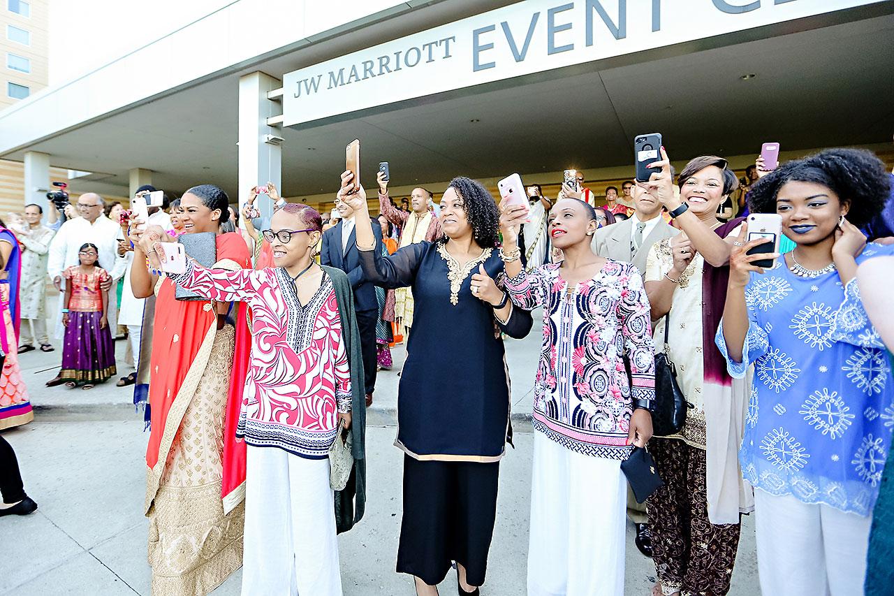 Joie Nikhil JW Marriott Indian Wedding 180