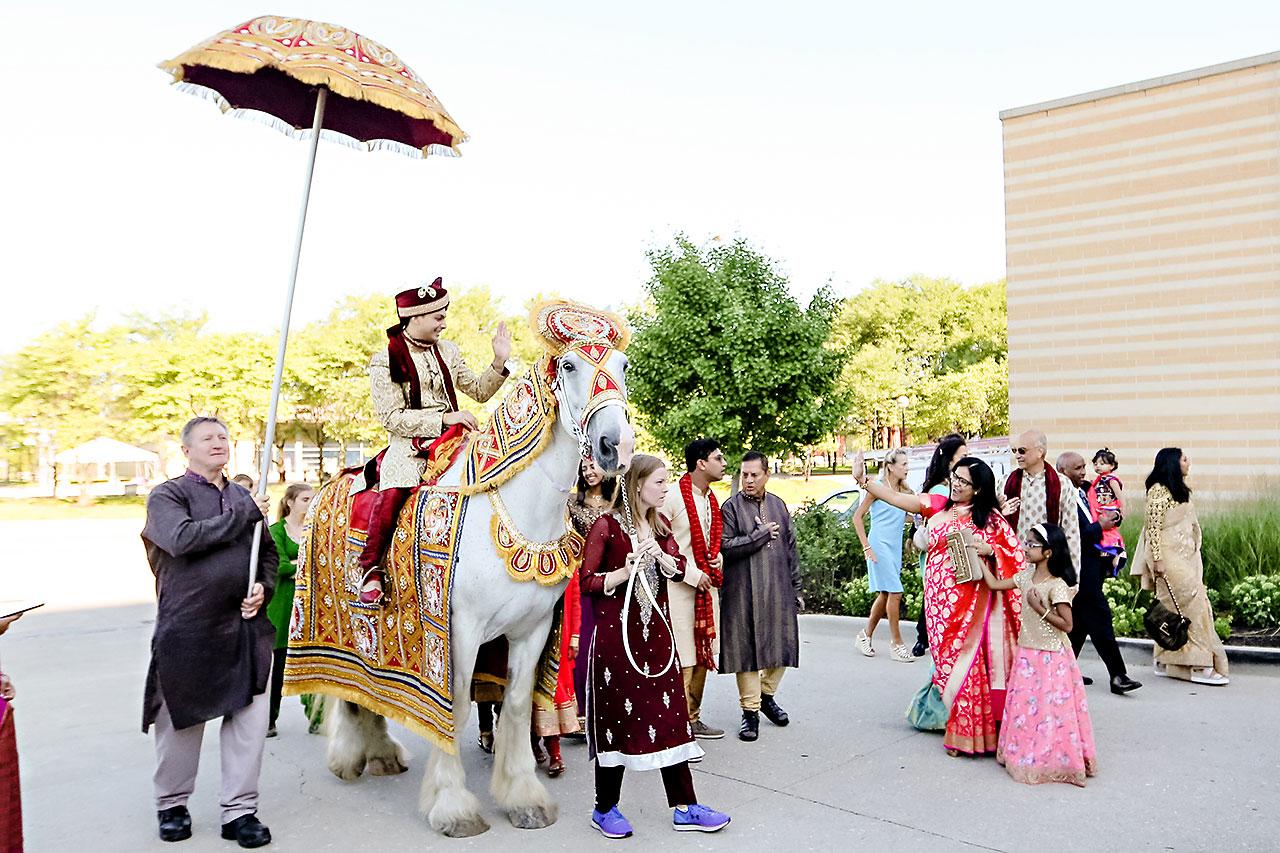 Joie Nikhil JW Marriott Indian Wedding 175