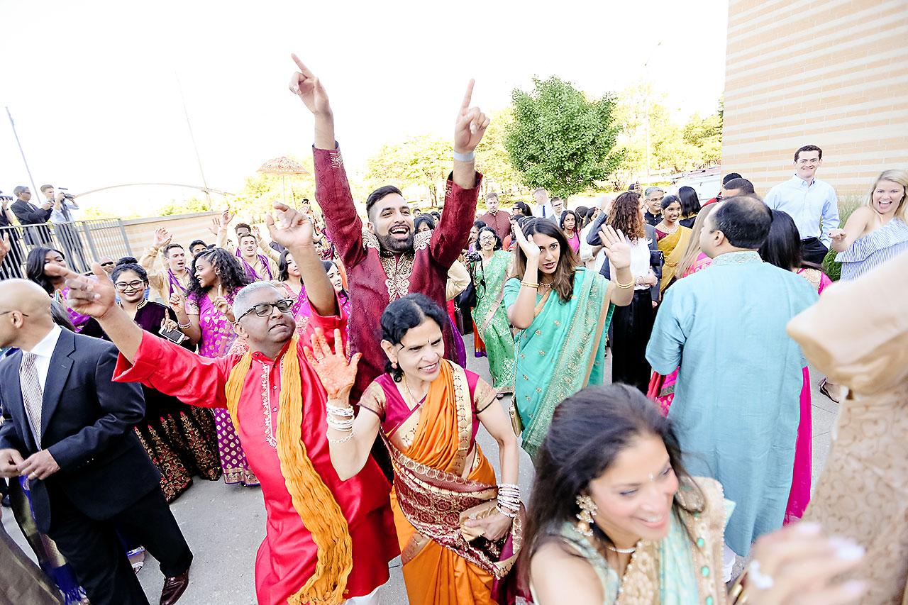 Joie Nikhil JW Marriott Indian Wedding 174