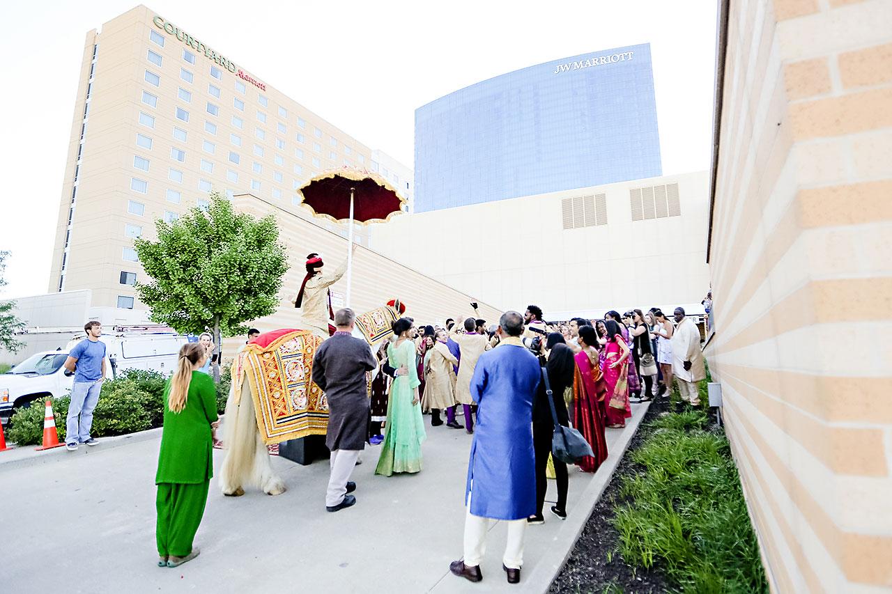 Joie Nikhil JW Marriott Indian Wedding 161