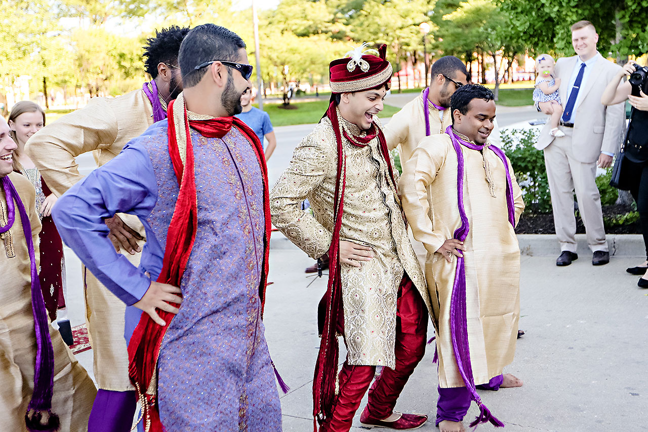 Joie Nikhil JW Marriott Indian Wedding 153