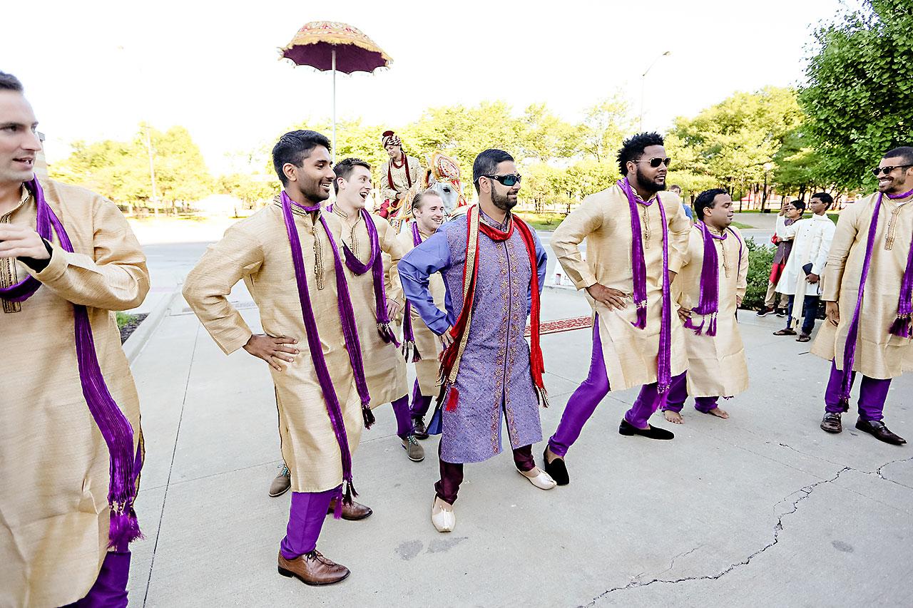 Joie Nikhil JW Marriott Indian Wedding 152